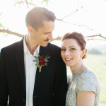 Real Wedding: Elizabeth & Joel - Photography by Ryder Evans