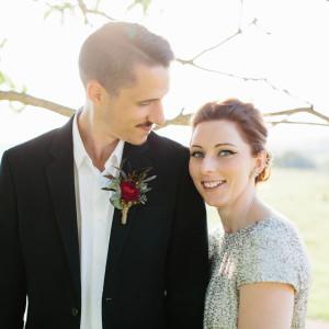 Real Wedding: Elizabeth & Joel - Photography by Ryder Evans