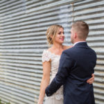 Real Wedding: Kaitlin & Jamie Robertson – Photographed by Poppy Moss