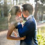 Real Wedding: Kara & Phil – Photography by Jesse Hisco