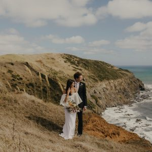 Real Wedding: Will & Gabrielle - Photography by Danelle Bohane