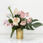 Blush Flowers Christmas gift edit