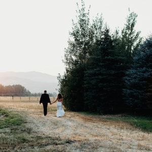 Real Wedding: Kelsey & Bryer - Photography by Matt & Tish