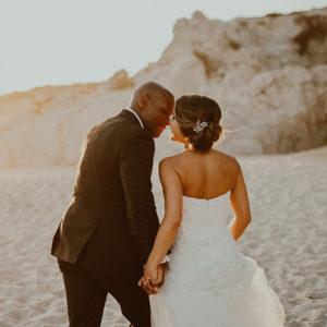 Real Wedding: Hilary & Chris - Photography by Gina & Ryan