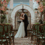 Real Wedding: Georgie & Tim – Photography by Olguin Photography