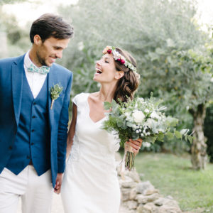 Real Wedding: Lilia & Kevin - Photography by Marion Heurteboust