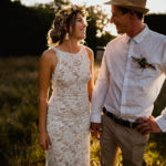 Real Wedding: Tish & Ben – Photography by Nardia Buist