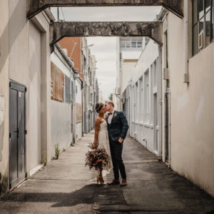 Real Wedding: Kristin & Dan - Photography by Heather Liddell