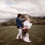 Real Wedding: Faye & James – Photography by Francine Boer