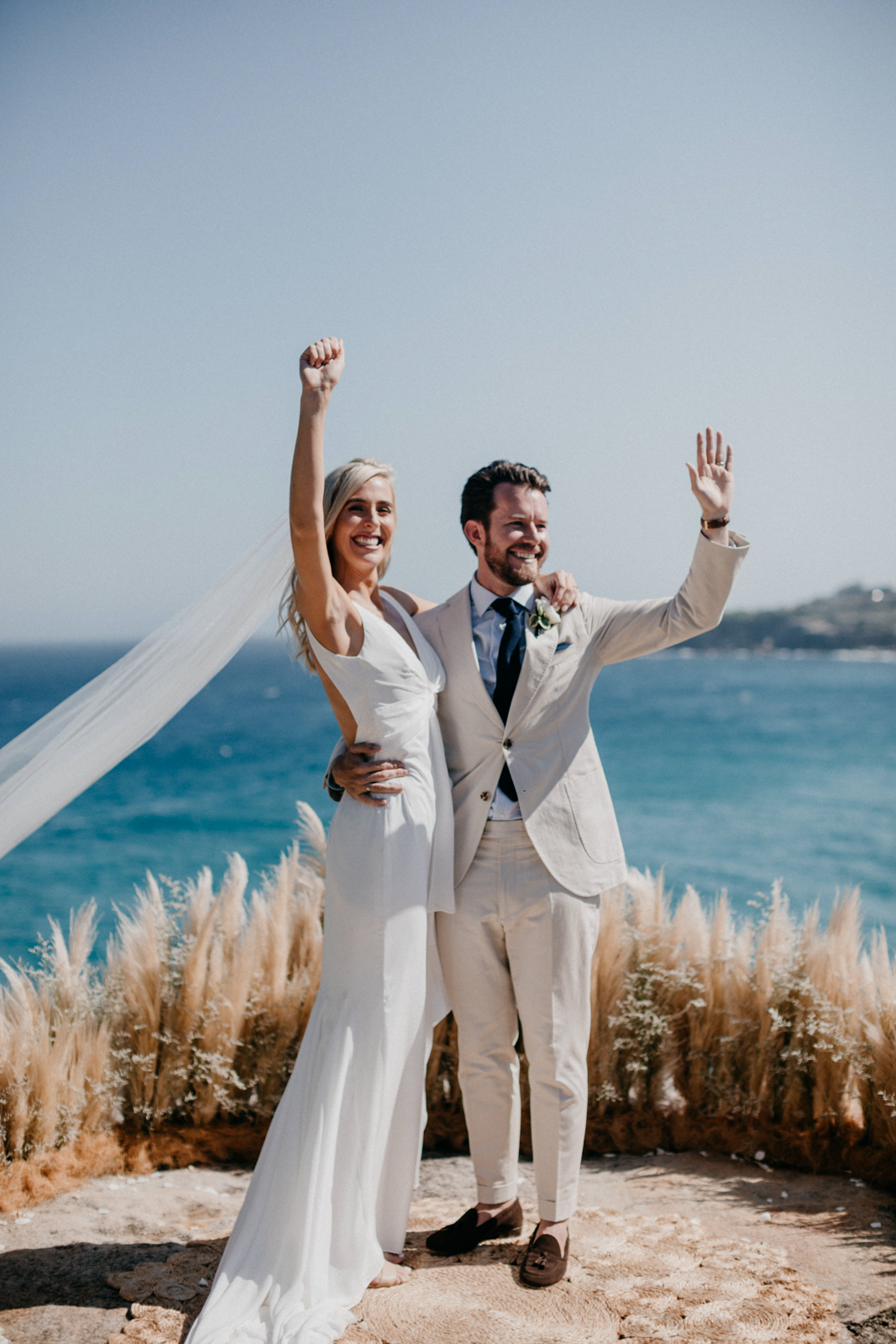 Real Wedding: Juliana & Luke - Photography by Mitch Pohl Photography ...