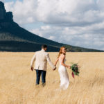 Real Wedding: Gabby & Brock – Photography by Pretty Flamingo