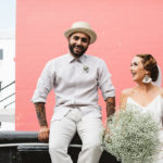 Real Wedding: Elle & Adnan - Photography by Katie O'Neill