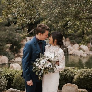 Real Wedding: Milena & Gunnar - Photography by Jamie Allio