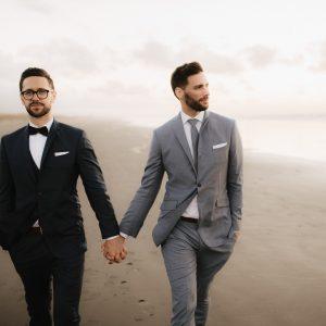 Real Wedding: Andrew & Corey - Photography by Tim Kelly & Nadine Ellen