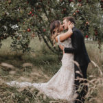 Real Wedding: Amber & Rhys - Photography by Erica Jane