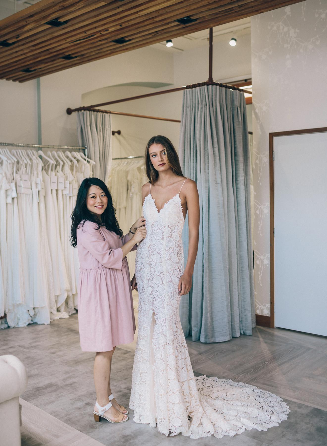 Katie Yeung Bridal Designer Together Journal