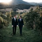 Real Wedding: Ryan & Scott - Photography by Peppermint Photography