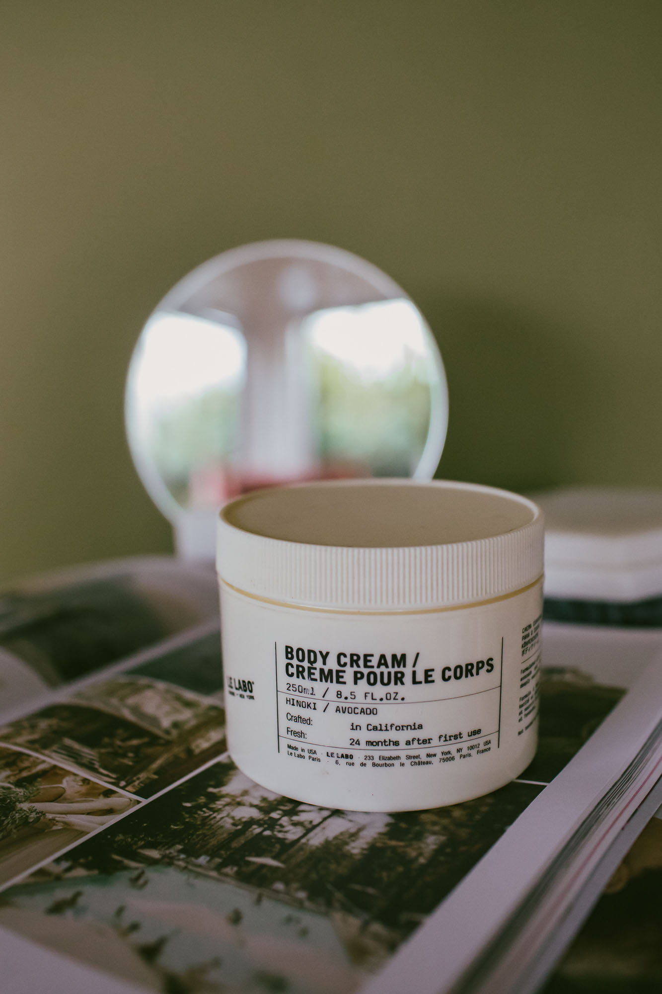 Tj Beauty Wellness Le Labo Body Cream Together Journal Bd But Did You Know That They Also Do The Most Beautiful Luxurious Too