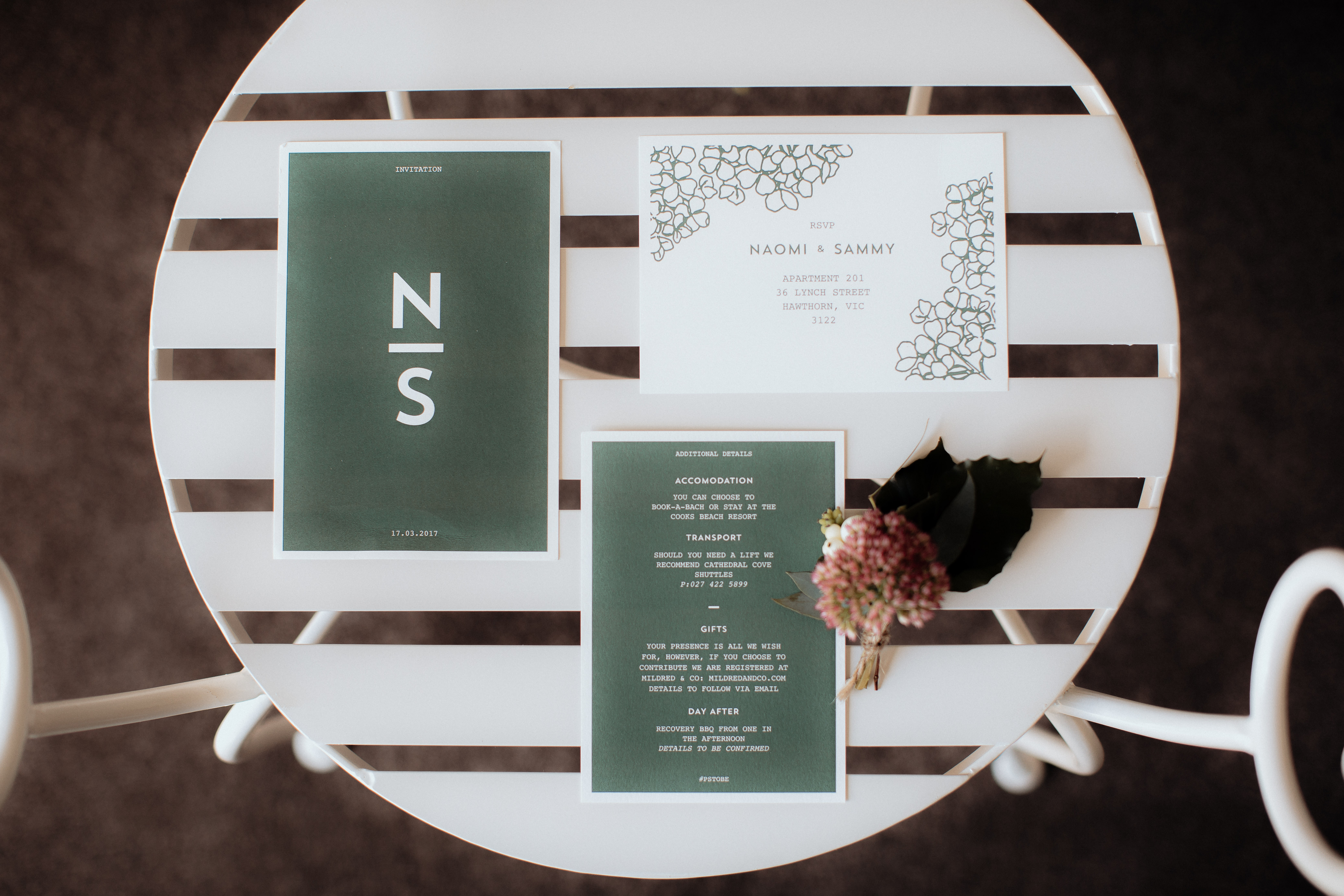 Real Wedding: Naomi & Sammy - Photography by Chasewild