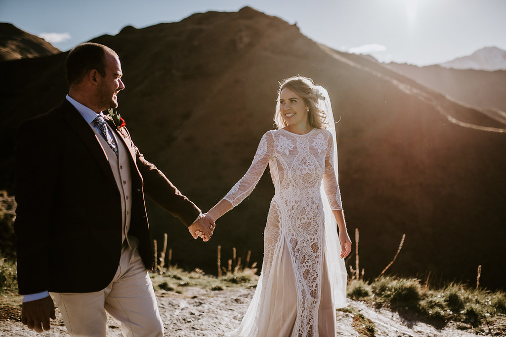 Real Wedding: Courtney & Cam - Photography by Carla Mitchell