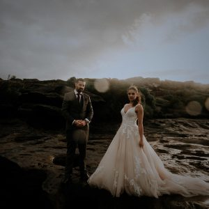 Real Wedding: Geri & Chris - Photography by Kings & Thieves