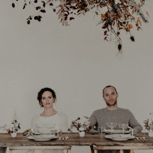 Winter Styled Shoot with Marine Arborio