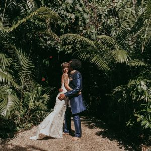 Real Wedding: Dani & Bruno - Photography by Full Hearts Wedding Co.