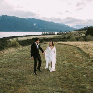Rachel & Glenn by Charlotte Kiri