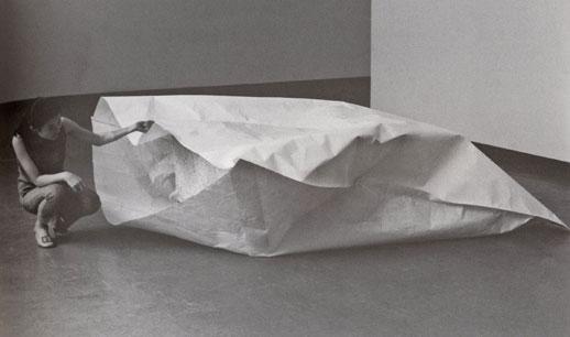 Susumu Koshimizu, 'Paper' (1969)