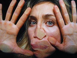 Pipilotti Rist, from the video installation 'Open My Glade (Flatten)' (2000) [not on show in this exhibition]
