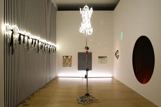 Yuichi Higashionna, Installation view: 'Roppongi Crossing 2007: Future Beats in Japanese Contemporary Culture' (2007) Mori Art Museum