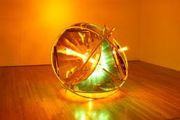 Olafur Eliasson, 'Quadruple suncooker lamp' (2006)