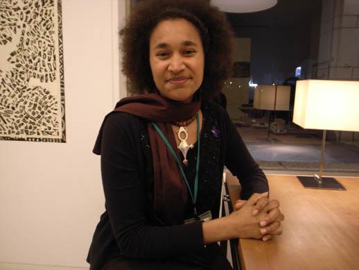 Ingrid of IngridMwangiRobertHutter