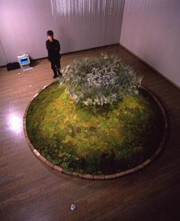 Yuji Dogane, 'AirMoss Plantron' (1998)