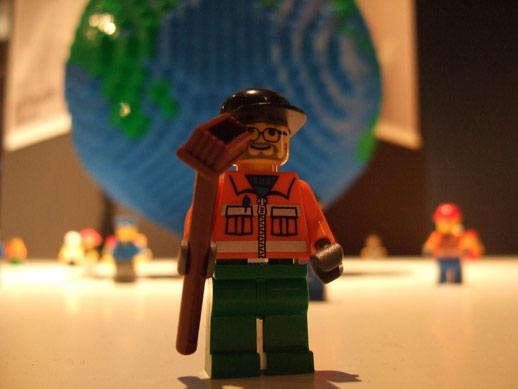 レゴ®で作った世界へようこそ!