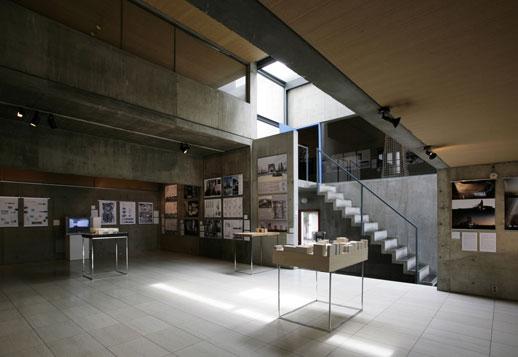 Installation view of ''GA International 2008'' at Gallery GA