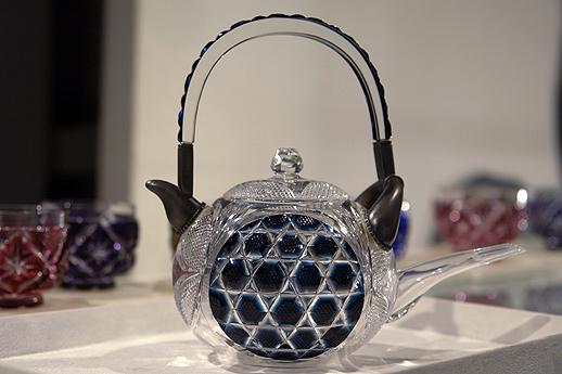 The Black Glass Of Satsuma Satuma Vidro Tablog Tokyo Art Beat