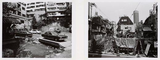 Yutaka Takanashi, 'Arakicho, Shinjuku-ku, May 1996' (1996) (from 'Chimeiron: genius loci, Tokyo')
