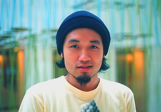 Artist Takahiro Yamaguchi.