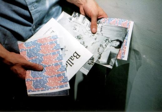100 Pages Zine by Utrecht and Paperback Magazine. Made up specially for the fair with five separate publications by Tomoo Gokita, Kazunari Hattori, Takashi Homma, Daifu Motoyuki, Ai Tsuchikawa & Ryohei Kobayashi.