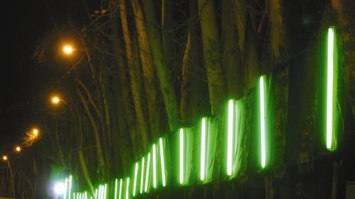 Sara Dolatabadi, 'Public installation for Asura' (2009) UV print on acrylic board 257x364mm