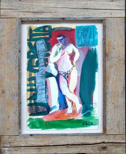 Sandro Chia, 'Senza titolo (Untitled)' (2009)