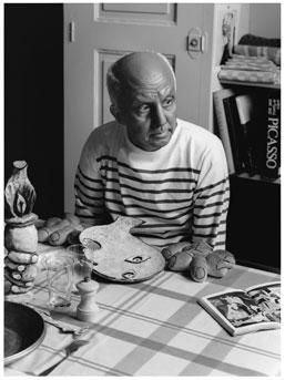 Yasumasa Morimura, 'A Requiem: Theater of Creativity / Self-portrait as Pablo Picasso' (2010)