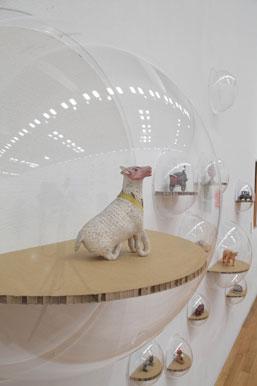Genichiro Inokuma, 'Inokuma-san' Installation view at Tokyo Opera City Art Gallery (2010)