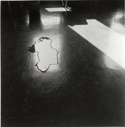Koji Enokura, 'P.W. - No.50 Omen: Floor, Water' (1974) (1994 print)