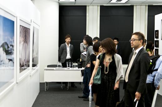 Marunouchi Gallery's space.