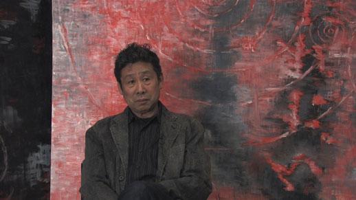 Tadanori Yokoo in Linda Hoaglund's 'ANPO' (2010)