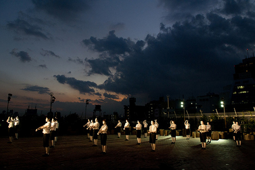 Ishinha's 'Landscape – Tokyo, Ikebukuro' at Festival/Tokyo 2011