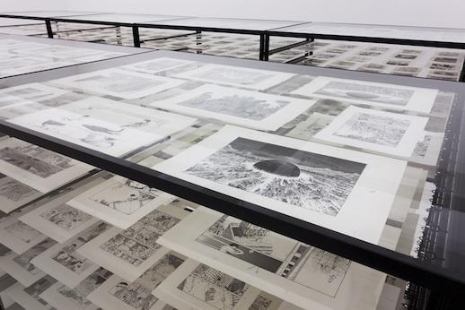 'Katsuhiro Otomo: Genga' exhibition