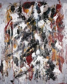 Saburo Murakami 'Work' (1958)